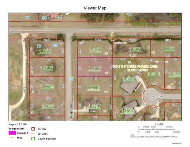 0 W Southtown Dr, Robertsdale, AL 36567 (MLS #285146) :: Elite Real Estate Solutions