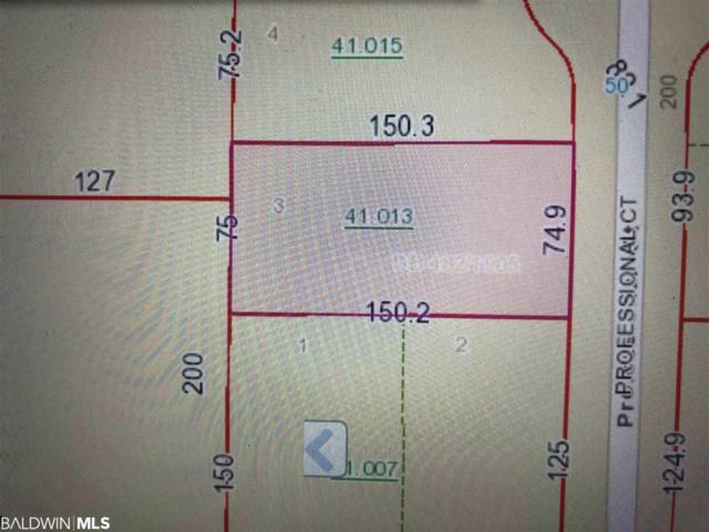 228 Professional Ct, Gulf Shores, AL 36542 (MLS #285162) :: Jason Will Real Estate