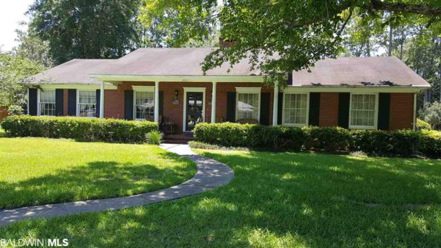 550 Jan Drive, Fairhope, AL 36532 (MLS #285192) :: Jason Will Real Estate