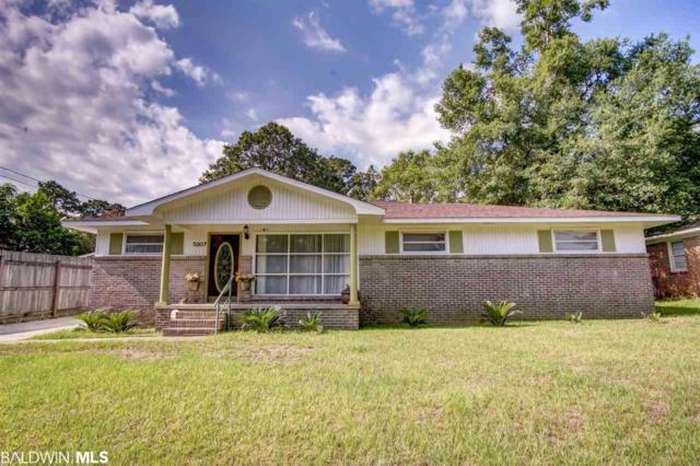 5307 Forest Park Dr, Mobile, AL 36618 (MLS #285207) :: Elite Real Estate Solutions