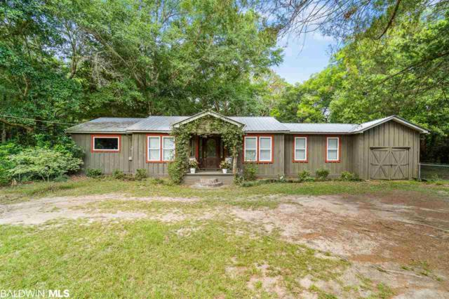 19655 County Road 9, Silverhill, AL 36576 (MLS #285221) :: Elite Real Estate Solutions