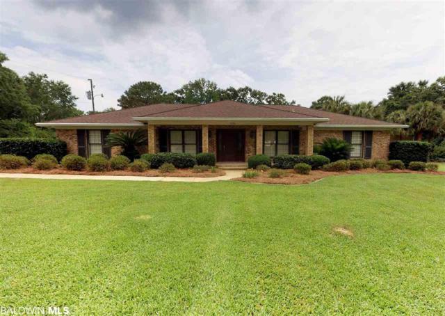 7731 Pendarvis Lane North, Irvington, AL 36544 (MLS #285233) :: Jason Will Real Estate