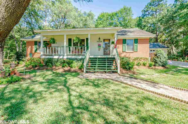 7315 Spaceview Dr, Saraland, AL 36571 (MLS #285255) :: Jason Will Real Estate