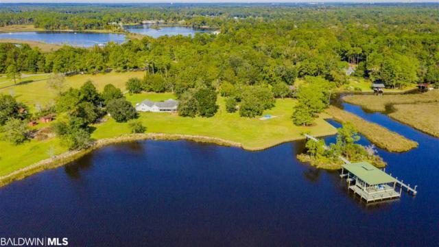 3615 Bebee Point Drive, Theodore, AL 36582 (MLS #285320) :: Gulf Coast Experts Real Estate Team