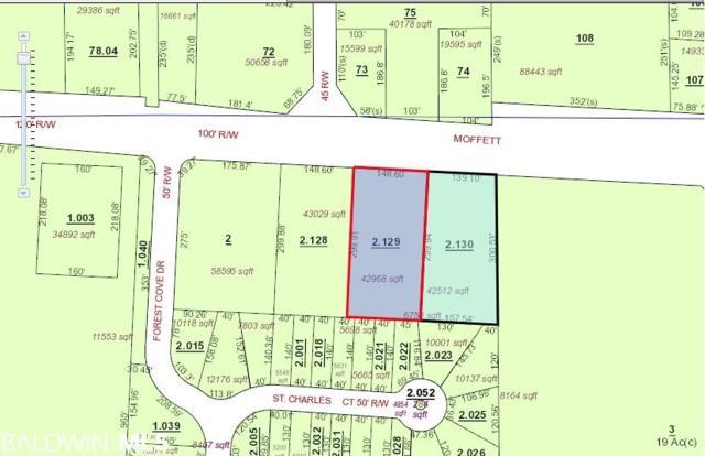 0 Moffett Rd, Mobile, AL 36618 (MLS #285325) :: Gulf Coast Experts Real Estate Team