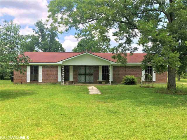5984 Sardis Church Road, Atmore, AL 36502 (MLS #285330) :: Elite Real Estate Solutions