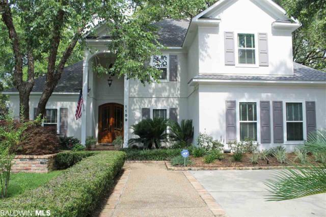 1109 Savannah Dr, Mobile, AL 36609 (MLS #285341) :: ResortQuest Real Estate