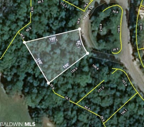 27 Haven Dr, Gulf Shores, AL 36542 (MLS #285364) :: Jason Will Real Estate