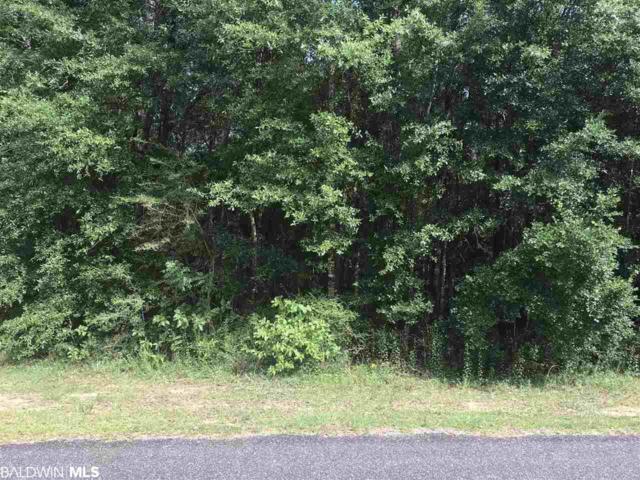 0 Oakwood Drive, Stockton, AL 36579 (MLS #285385) :: Jason Will Real Estate