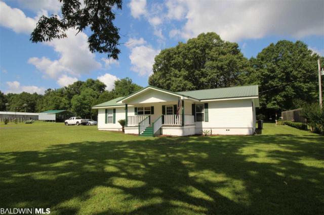 11350 Vinson Rd, Bay Minette, AL 36507 (MLS #285395) :: Jason Will Real Estate