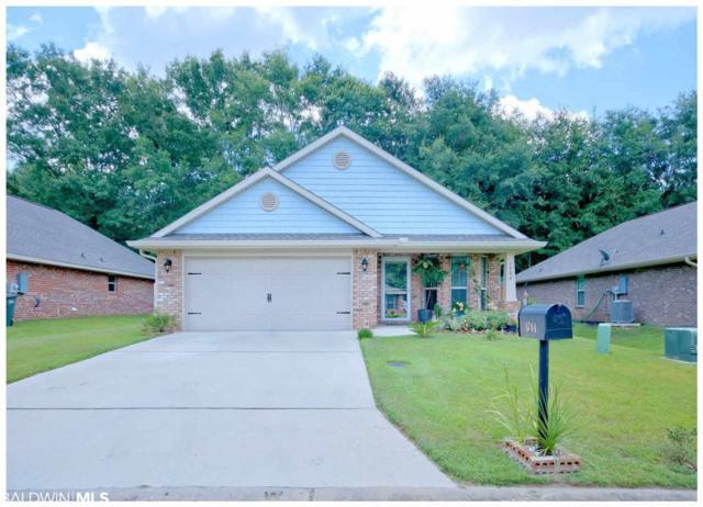1704 Firefly Lane, Foley, AL 36535 (MLS #285413) :: Jason Will Real Estate