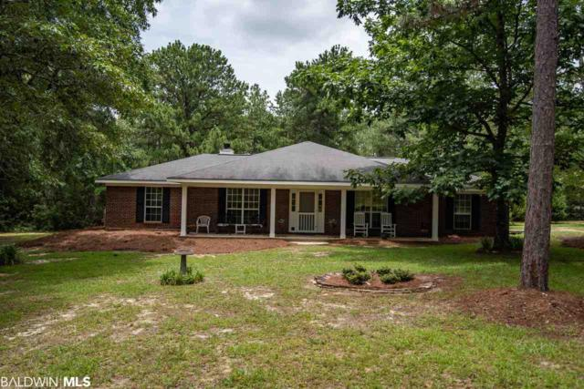 8843 Dixon Rd, Bay Minette, AL 36507 (MLS #285602) :: Elite Real Estate Solutions