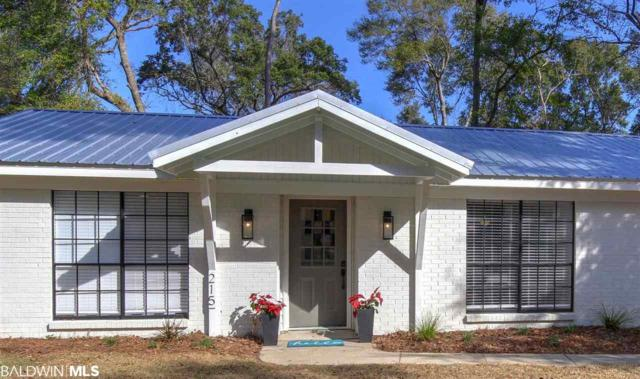215 Tensaw Avenue, Fairhope, AL 36532 (MLS #285671) :: Ashurst & Niemeyer Real Estate