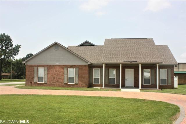 401 E Hamm Ave, Summerdale, AL 36580 (MLS #285674) :: ResortQuest Real Estate