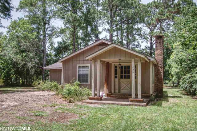 436 W Canal Drive, Gulf Shores, AL 36542 (MLS #285732) :: EXIT Realty Gulf Shores