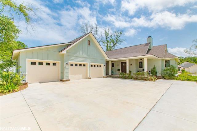 155 Mulberry Lane, Fairhope, AL 36532 (MLS #285777) :: Elite Real Estate Solutions