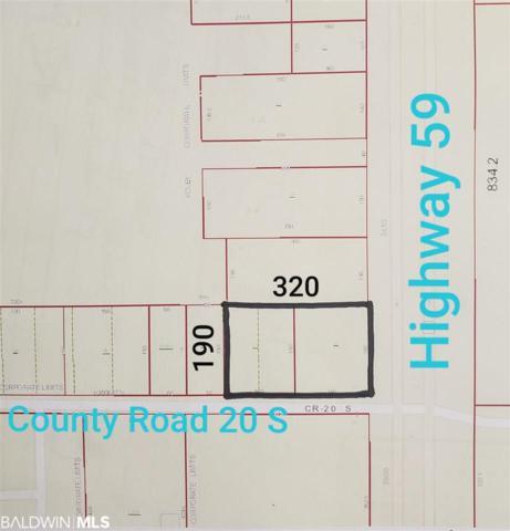 3420 S St Hwy 59, Foley, AL 36535 (MLS #285819) :: ResortQuest Real Estate