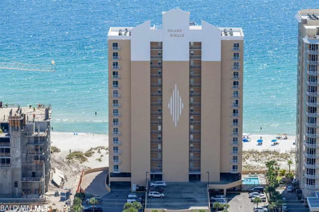 809 W Beach Blvd #805, Gulf Shores, AL 36542 (MLS #285854) :: JWRE Mobile