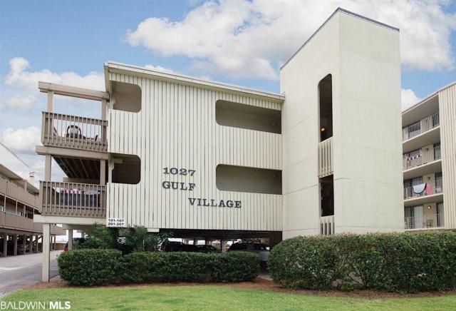 1027 W Beach Blvd #201, Gulf Shores, AL 36542 (MLS #285885) :: ResortQuest Real Estate