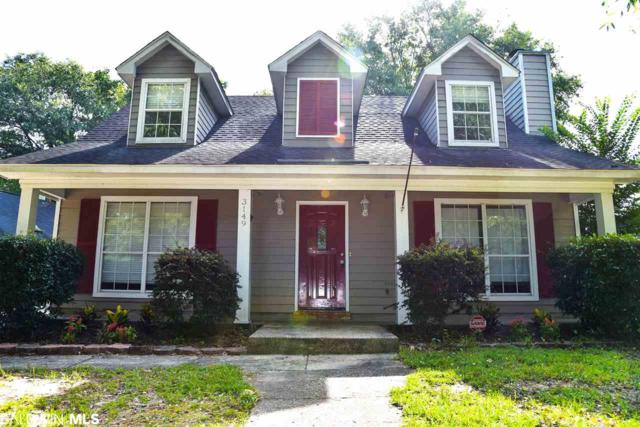 3149 W Wellborne Dr, Mobile, AL 36695 (MLS #285971) :: Elite Real Estate Solutions