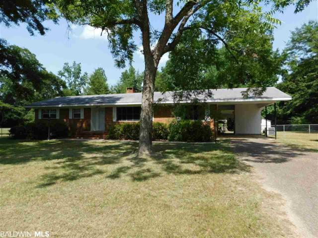 1107 1st Avenue, Atmore, AL 36502 (MLS #286090) :: Jason Will Real Estate