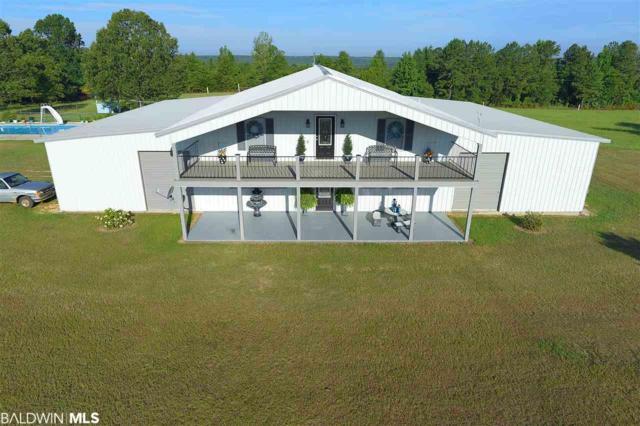 8656 Old Stage Road, Repton, AL 36475 (MLS #286276) :: Elite Real Estate Solutions