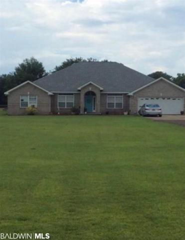 25540 Brewer Road, Robertsdale, AL 36567 (MLS #286314) :: Elite Real Estate Solutions