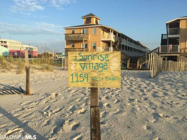 1157 W Beach Blvd #105, Gulf Shores, AL 36542 (MLS #286509) :: Gulf Coast Experts Real Estate Team