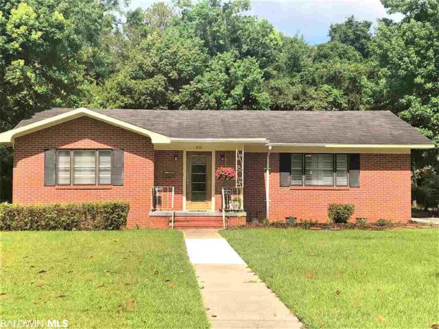 616 S Carney Street, Atmore, AL 36502 (MLS #286739) :: Gulf Coast Experts Real Estate Team