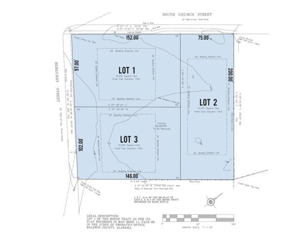 0 Church Street, Fairhope, AL 36532 (MLS #286841) :: Dodson Real Estate Group