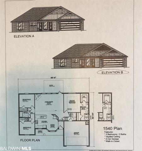 14668 Birkdale Drive, Foley, AL 36535 (MLS #286982) :: Gulf Coast Experts Real Estate Team