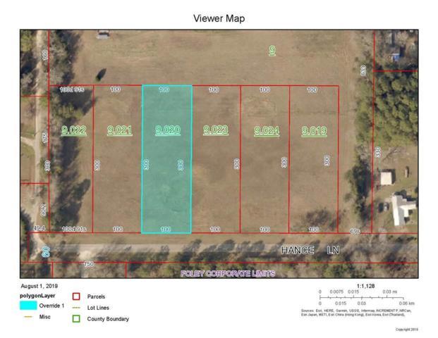 9551 Hance Ln, Elberta, AL 36530 (MLS #287219) :: Jason Will Real Estate
