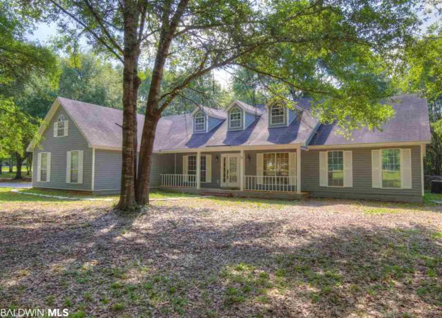 38211 V R Byrd Road, Bay Minette, AL 36507 (MLS #287379) :: Jason Will Real Estate