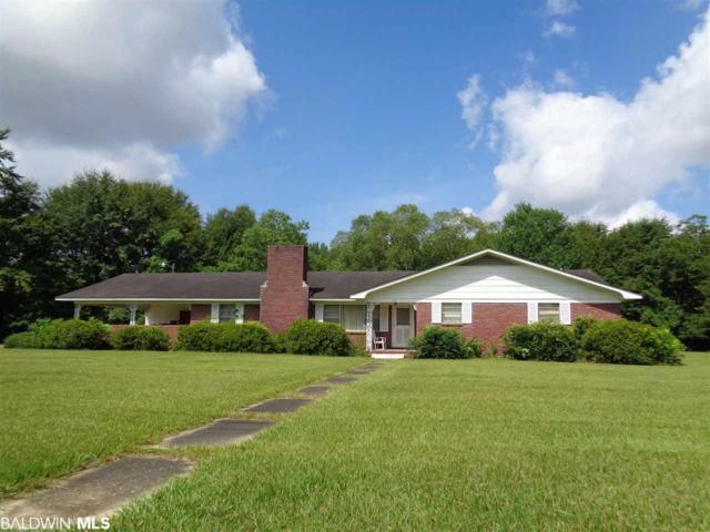 56 Old Bratt Rd, Atmore, AL 36502 (MLS #287432) :: Elite Real Estate Solutions