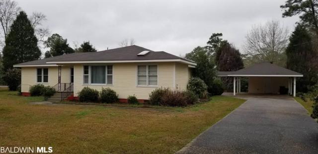201 E 12th Street, Bay Minette, AL 36507 (MLS #287508) :: Jason Will Real Estate