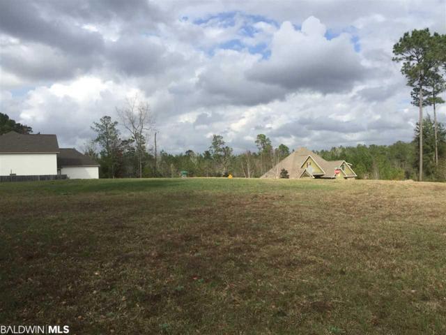 99 Delta Woods Drive, Bay Minette, AL 36507 (MLS #287608) :: The Dodson Team