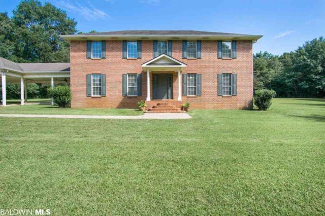 16555 E Pine Grove Road, Bay Minette, AL 36507 (MLS #287619) :: Elite Real Estate Solutions