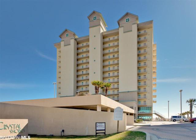 921 W Beach Blvd #805, Gulf Shores, AL 36542 (MLS #287655) :: ResortQuest Real Estate