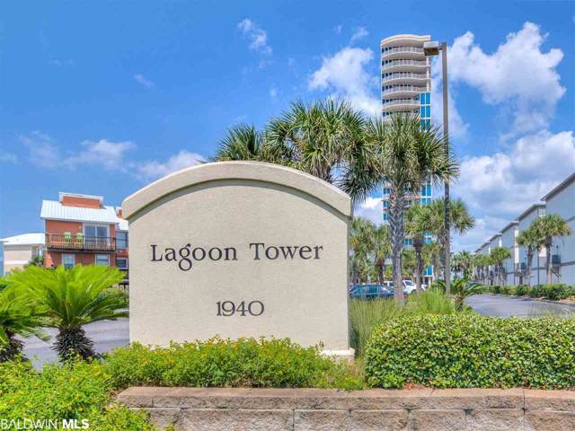 1940 W Beach Blvd #1002, Gulf Shores, AL 36542 (MLS #288820) :: ResortQuest Real Estate