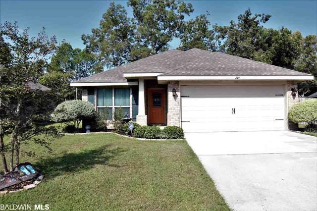 249 Wyatt Court, Foley, AL 36535 (MLS #288872) :: Gulf Coast Experts Real Estate Team