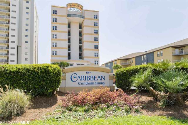 1057 W Beach Blvd #204, Gulf Shores, AL 36542 (MLS #288876) :: The Kathy Justice Team - Better Homes and Gardens Real Estate Main Street Properties