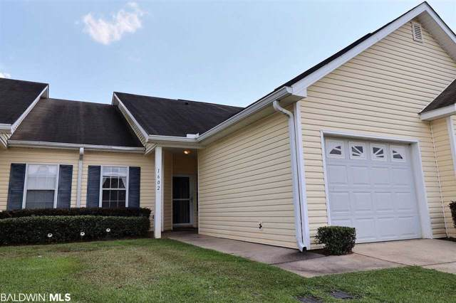 2651 S Juniper St #1602, Foley, AL 36535 (MLS #288907) :: Ashurst & Niemeyer Real Estate
