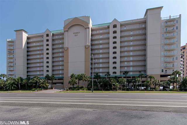 29348 Perdido Beach Blvd #508, Orange Beach, AL 36561 (MLS #288924) :: ResortQuest Real Estate