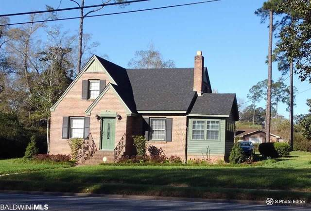 1411 Douglas Ave, Brewton, AL 36426 (MLS #288954) :: Gulf Coast Experts Real Estate Team