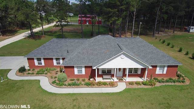 95 Keego Road, Brewton, AL 36426 (MLS #288964) :: Elite Real Estate Solutions