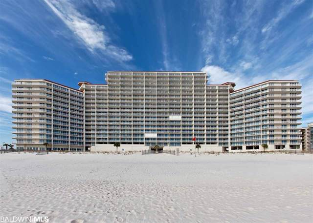 455 E Beach Blvd #501, Gulf Shores, AL 36542 (MLS #288966) :: Jason Will Real Estate
