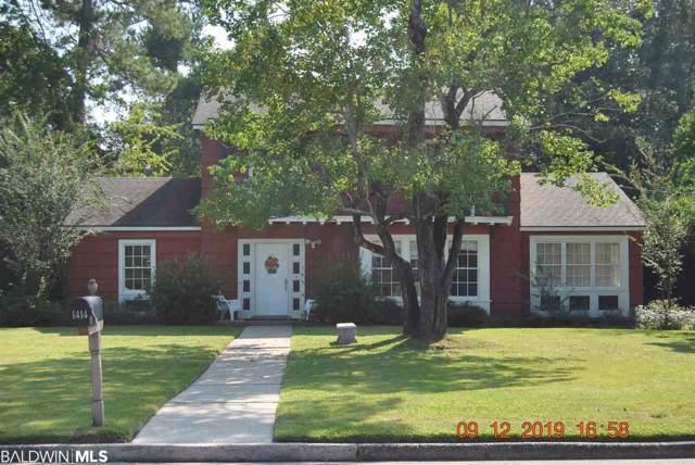 1414 N Bonita Avenue, Brewton, AL 36426 (MLS #288978) :: Elite Real Estate Solutions