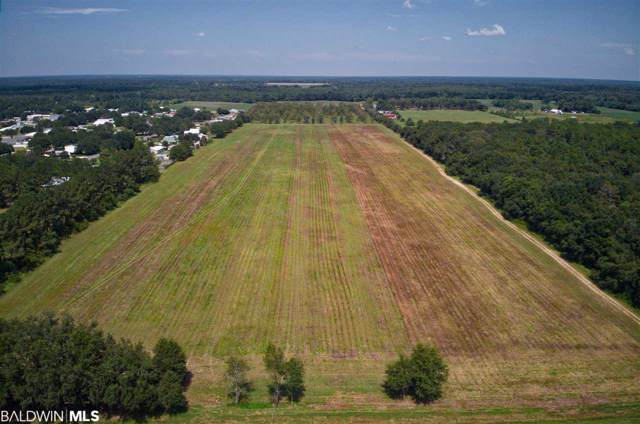 0 County Road 28, Summerdale, AL 36580 (MLS #289032) :: Elite Real Estate Solutions