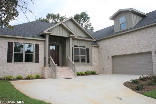 32150 Goodwater Cove, Spanish Fort, AL 36527 (MLS #289061) :: The Dodson Team