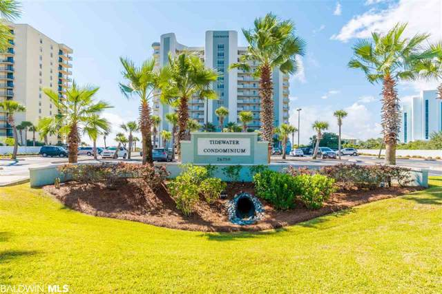 26750 Perdido Beach Blvd #301, Orange Beach, AL 36561 (MLS #289076) :: Gulf Coast Experts Real Estate Team